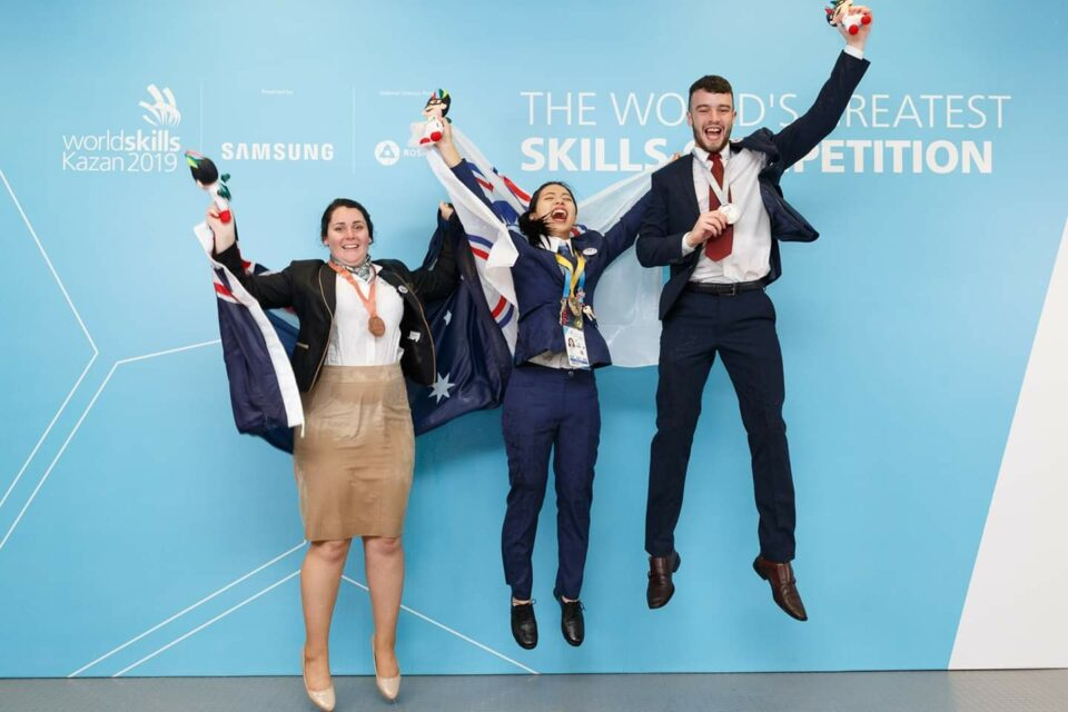Conor McKevitt takes Silver Medal at World Skills