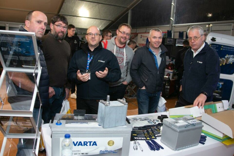 Large crowds attend the first FG7 MecTec evening