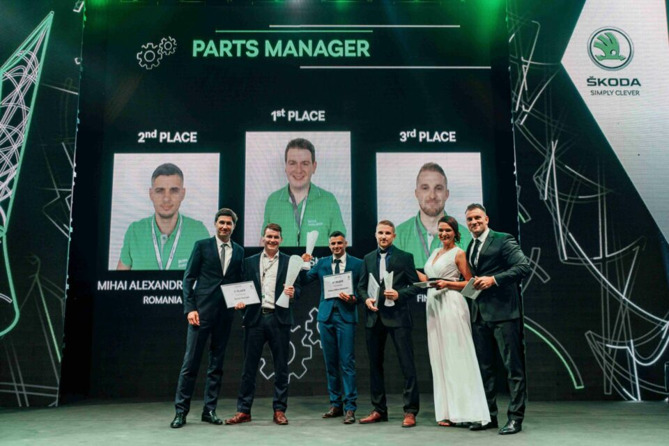 Cavan Man takes top honours at prestigious International ŠKODA Challenge Competition