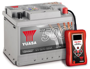 YUASA BATTERY TRAINING 2019