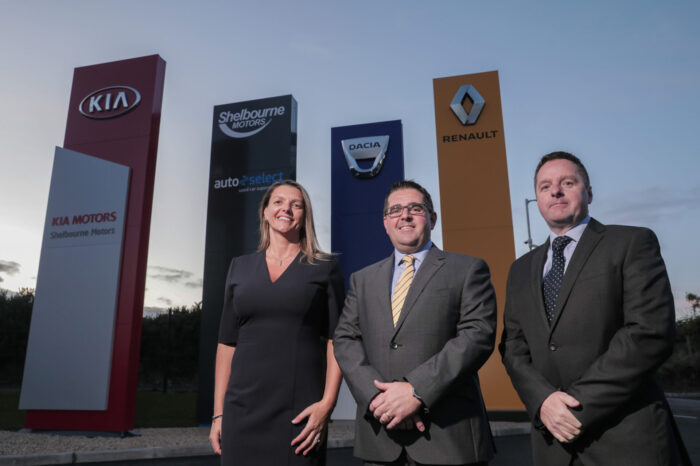 Family-owned vehicle retailer officially launches  state-of-the-art Newry facility