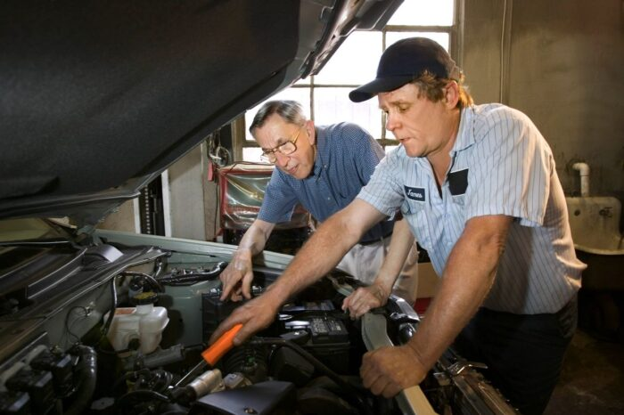 Just 15 years to get a whole generation of technicians fully trained