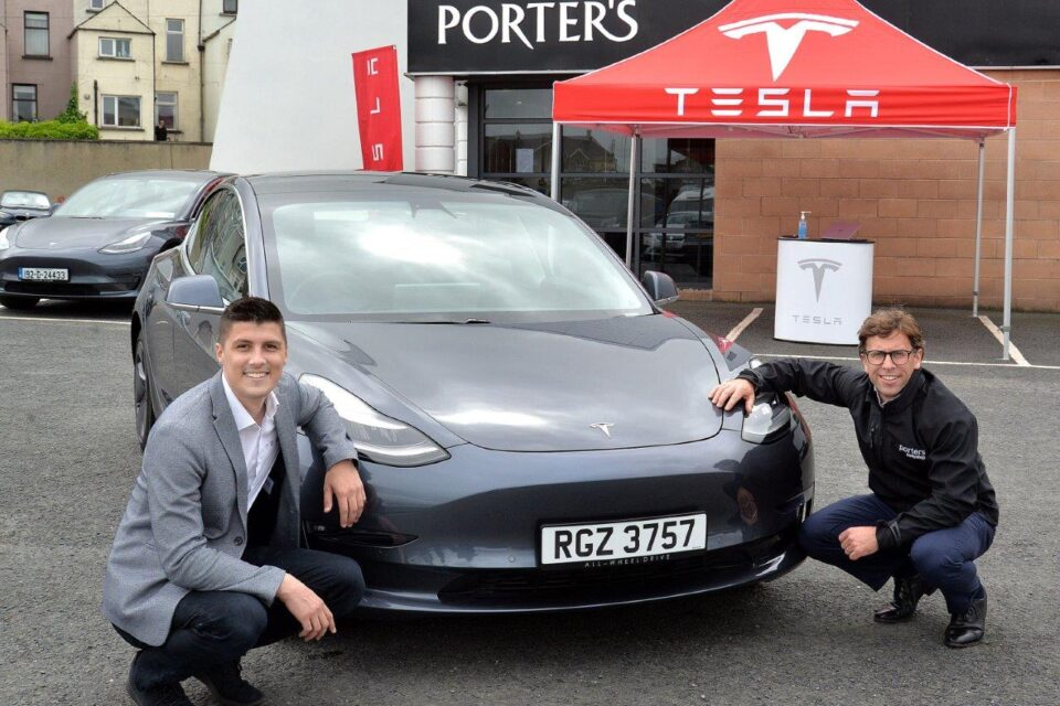 Tesla in Overdrive with NI Announcement Boost