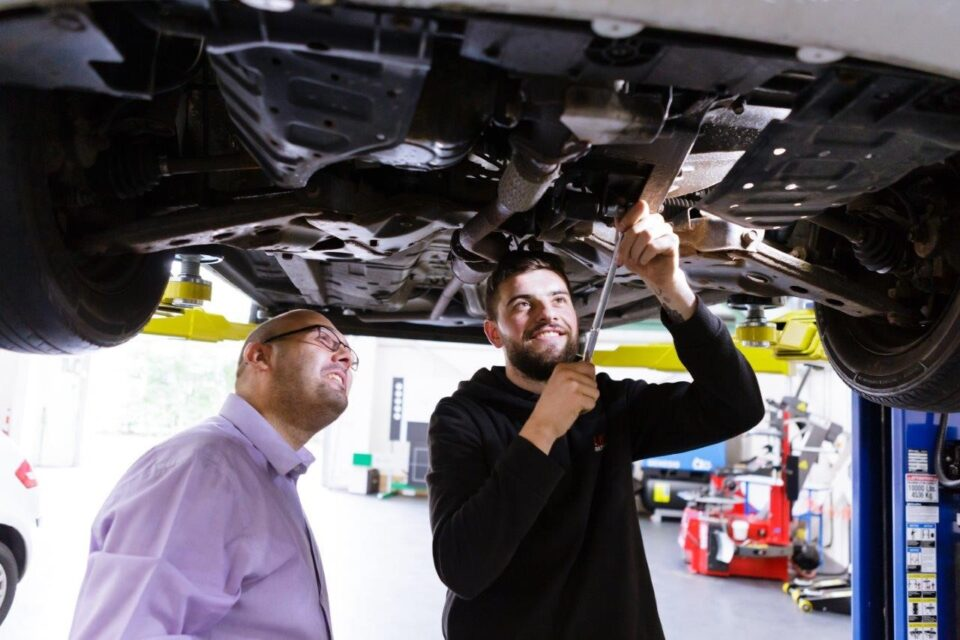 LKQ EURO CAR PARTS TEAM P R REILLY LAUNCHES 'ROAD TO SUCCESS' DIAGNOSTIC TRAINING IN IRELAND